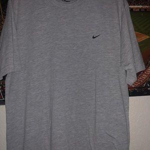 Vintage Nike Embroidered Logo Tee